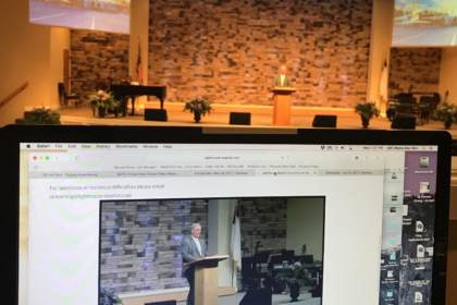What the Media Ministry Has Done for Our Church